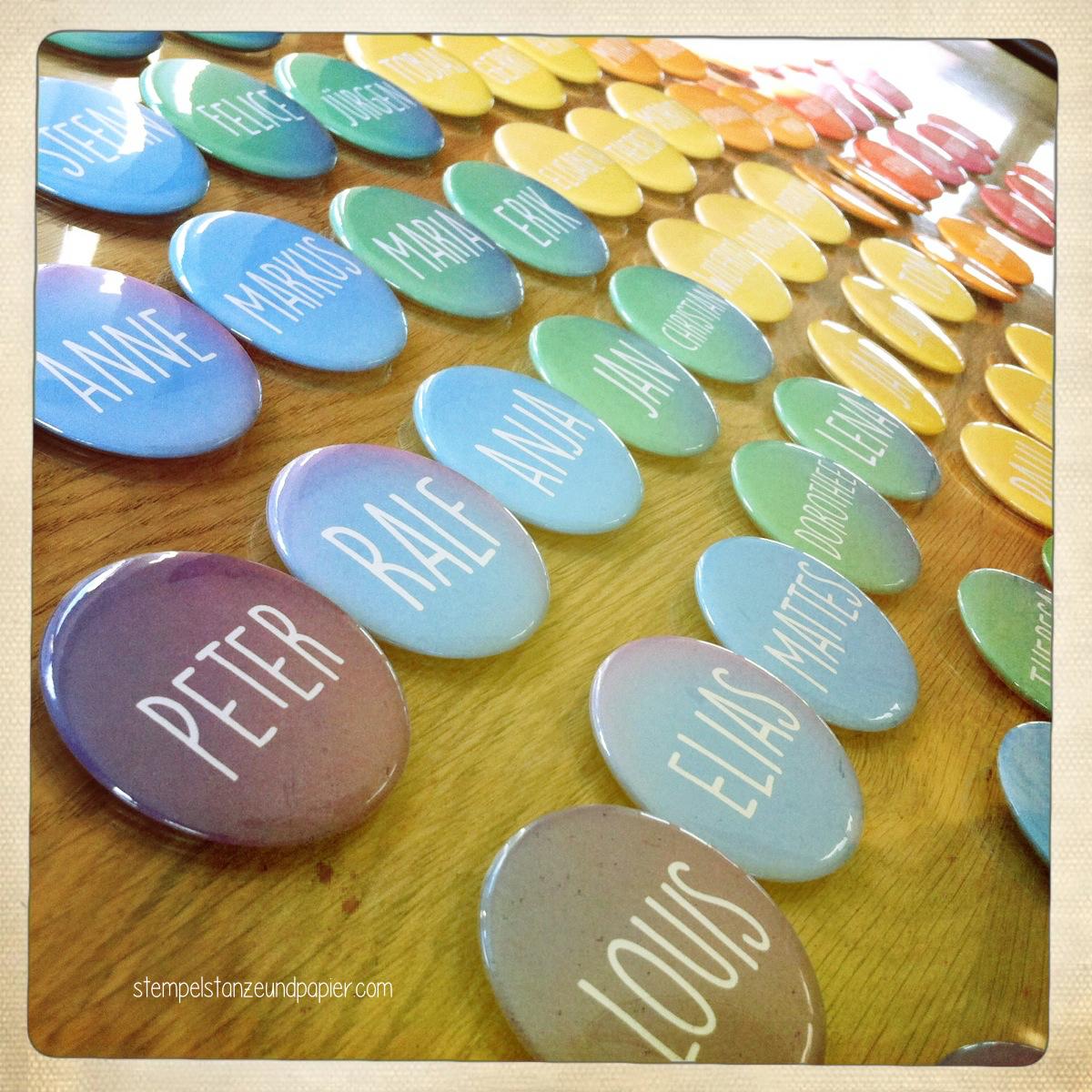 namens buttons familientreffen