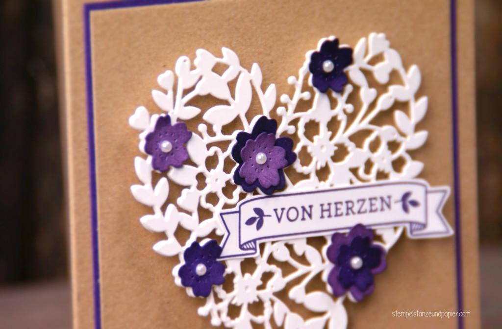 blooming heart blühendes herz detail stamping up gdp019 stempelstanzeundpapier