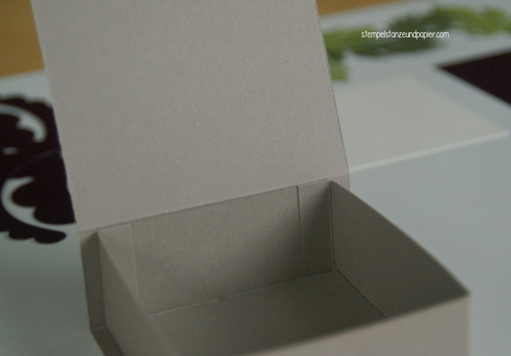 Anleitung Flip-Top-Box 4