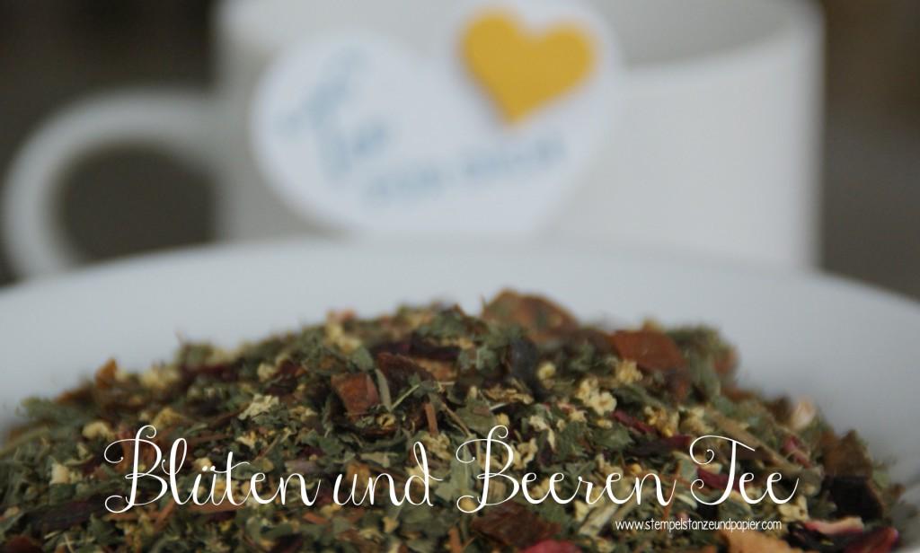 Tee Tasse|Have a cuppa|Vollkommene Momente|Framelits Teestunde|Stampin Up!|Anleitung Teebeutelverpackung|Teemischung selbermachen|Rezept