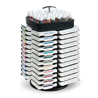 Stampin Up Color Caddy Farbturm Stempelkissenaufbewahrung Nachfülltinteaufbewahrung 104335G