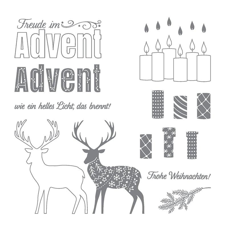 Freude im Advent deutsch