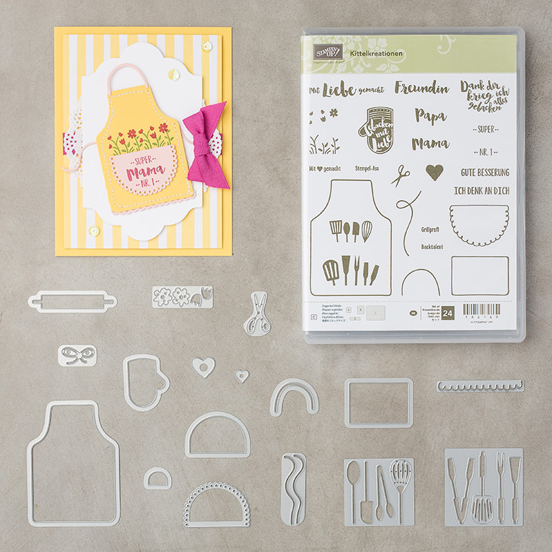 Kittelkreationen Stampin' Up! 145988G
