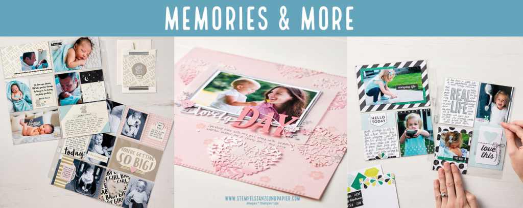 memories and more kartenkollektionen und alben Stampin Up stempelstanzeundpapier